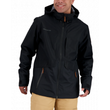Men's Chandler Shell Jacket by Obermeyer