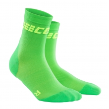 Women's Dynamic+ Run Ultralight Short Socks by CEP Compression in Stockton Ca