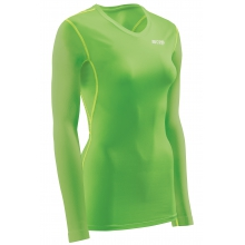 Women's Wingtech Shirt, Long Sleeve by CEP Compression in Marietta Ga