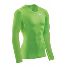 Men's Wingtech Shirt, Long Sleeve by CEP Compression