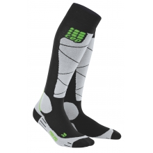Women's Progressive+ Ski Merino Socks by CEP Compression