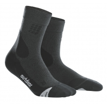 Women's Outdoor Merino Mid-Cut Socks by CEP Compression