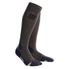 Men's Compression Outdoor Merino Socks