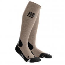 Women's Compression Outdoor Merino Socks by CEP Compression in Aptos Ca