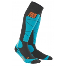 Women's Compression Ski Merino Socks
