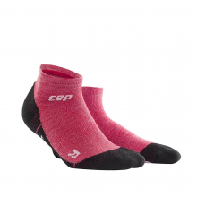 Women's Outdoor Light Merino Low-Cut Socks by CEP Compression in Carlsbad Ca