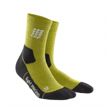 Men's Outdoor Light Merino Mid-Cut Socks