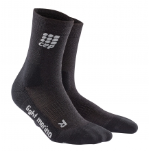 Men's Outdoor Light Merino Mid-Cut Socks by CEP Compression in Munchen Bayern