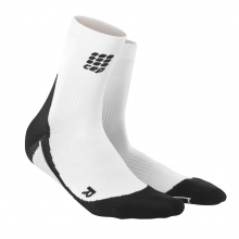 Women's Dynamic+ Cycle Short Socks by CEP Compression