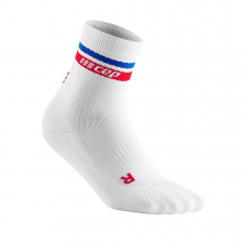 Men's 80'S Compression Mid-Cut Socks by CEP Compression