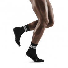 Men's 80'S Compression Mid-Cut Socks