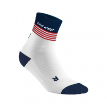 Men's Old Glory Mid Cut Socks by CEP Compression