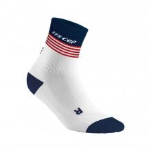 Men's Old Glory Mid Cut Socks