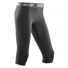 Women's Ski 3/4 Base Tights by CEP Compression