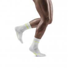 Men's Neon Mid-Cut Socks