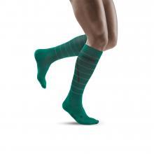 Men's Reflective Socks by CEP Compression