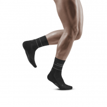 Men's Reflective Mid-Cut Socks by CEP Compression