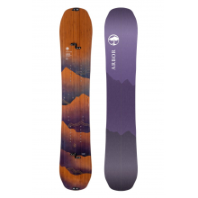 Swoon Camber Splitboard by Arbor in Squamish BC