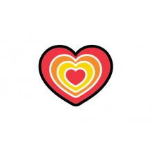 LED Heart by Crocs