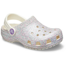 Classic Glitter Clog K Oys by Crocs in Knoxville TN