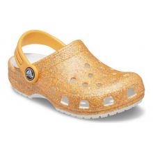 Kids' Classic Glitter Clog by Crocs in Mashantucket CT