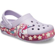 Kids' Crocs Fun Lab Unicorn Band Clog