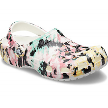 Classic Tie-Dye Mania Clog by Crocs in Knoxville TN