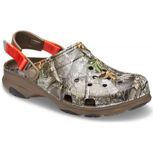 Classic All-Terrain Realtree Edge Clog