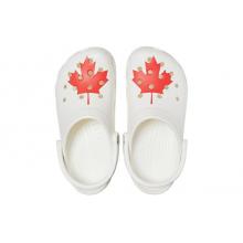 Classic Canadian Flag Clog