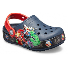 Kids' Crocs Fun Lab Marvel Band Lights Clog by Crocs