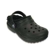Kids' Classic Lined Clog by Crocs in Charlotte NC