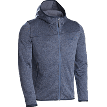 M Microfleece Hoodie by Atomic in Red Deer Ab
