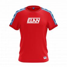 Retro T-Shirt Red by Elan Skis in Chelan WA