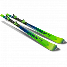 Ace GSX World Cup X Plate by Elan Skis in Squamish BC