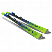 Ace GSX Fusion X by Elan Skis in Squamish BC