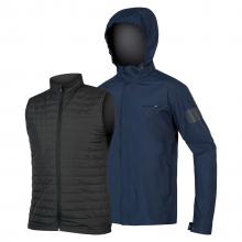Men's Urban 3 in 1 Waterproof Jacket