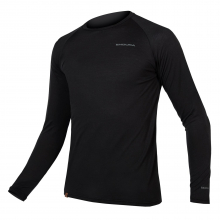 Men's BaaBaa Blend L/S Baselayer by Endura in Squamish BC