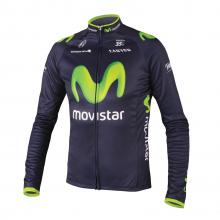 Men's Movistar L/S Jersey