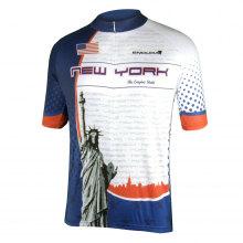 Men's CoolMax Printed New York Jersey by Endura