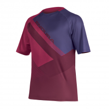 Men's SingleTrack Print T II LTD by Endura