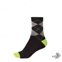 Men's Argyll Sock (Twin Pack) by Endura