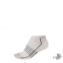 Men's COOLMAX Race Trainer Sock (Triple Pack) by Endura in Marshfield WI