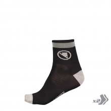 Men's Luminite Sock (Twin Pack) by Endura