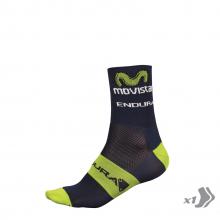 Men's Movistar Team Race Sock 2016 (Single)