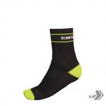 Men's Retro Sock (Twin Pack) by Endura