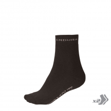 Men's THERMOLITE Sock (Twin Pack) by Endura
