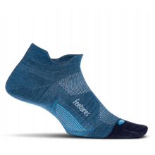 Merino 10 Light Cushion No Show Tab by Feetures in Gaithersburg MD