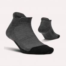 Merino 10 Cushion No Show Tab by Feetures in Dallas TX