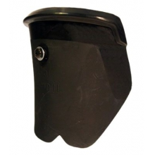 Cuff Spoiler Black With Hardware by Full Tilt Boots in Fairbanks Ak
