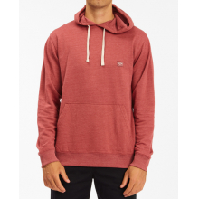 Mens All Day Po Hoody by Billabong in Golden CO
